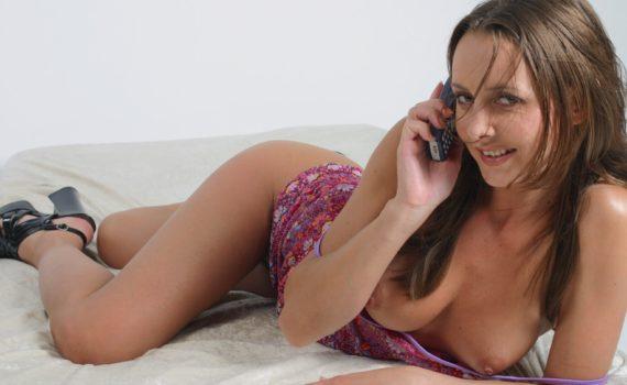Heißer Telefonsex mit Vladka